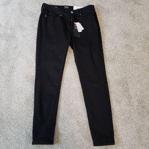 A.n.a brand black skinny ankle jeans (size 4) BNWT